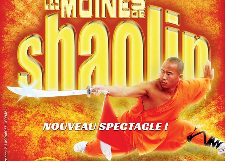 Les Moines Shaolin à Chatellerault