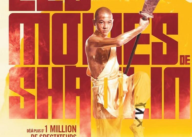 Les Moines Shaolin à Pace