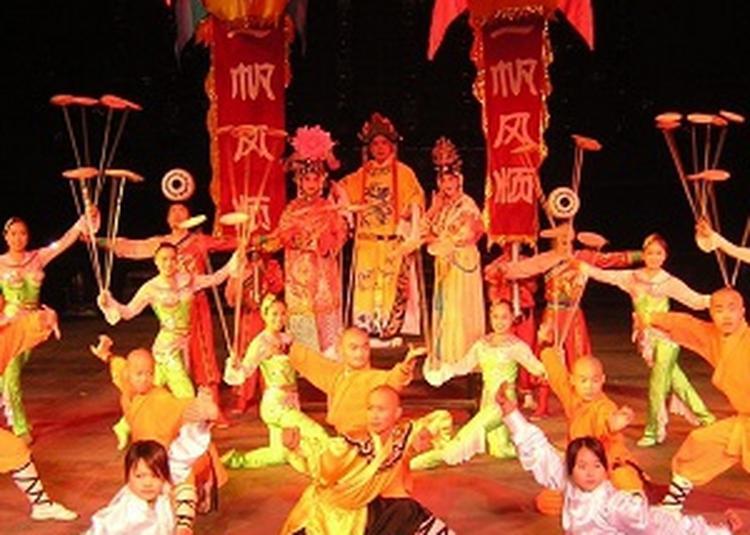 Les Moines Shaolin  Nouveau Spectacle à Colmar