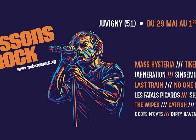 Les Moissons Rock 2019 - Billet 1j à Juvigny