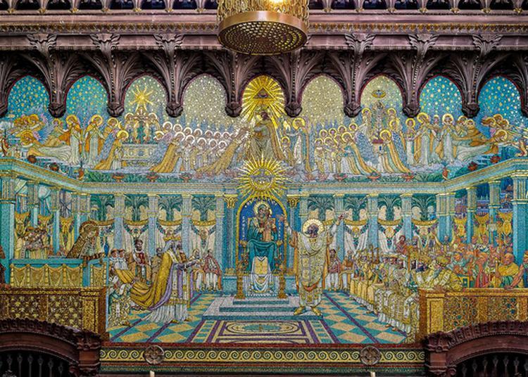 Les Mosaïques De La Basilique à Lyon
