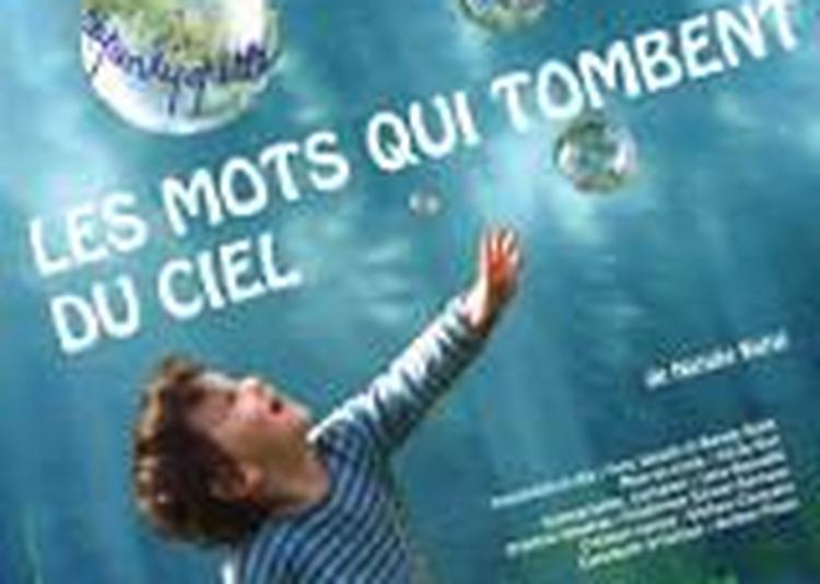 Les Mots Qui Tombent Du Ciel à Paris 12ème