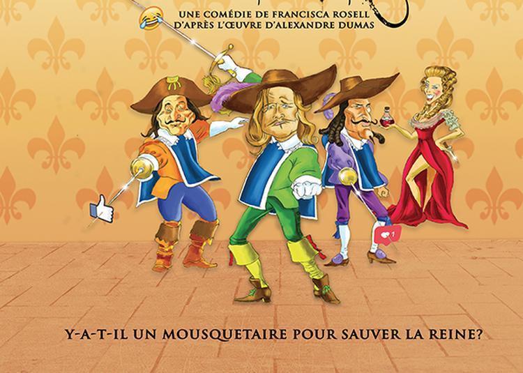 Les 3 Mousquetaires à La Rochelle
