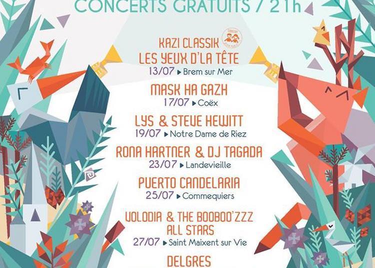 Les Musicales du Pays de Saint Gilles Croix de Vie 2018