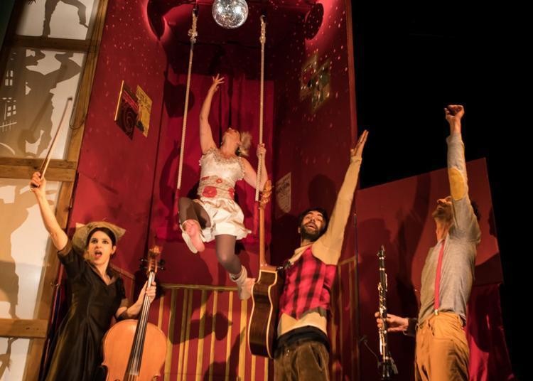 Les Musiciens de Brême - Théâtre musicale dès 3 ans à Saint Donat sur l'Herbasse