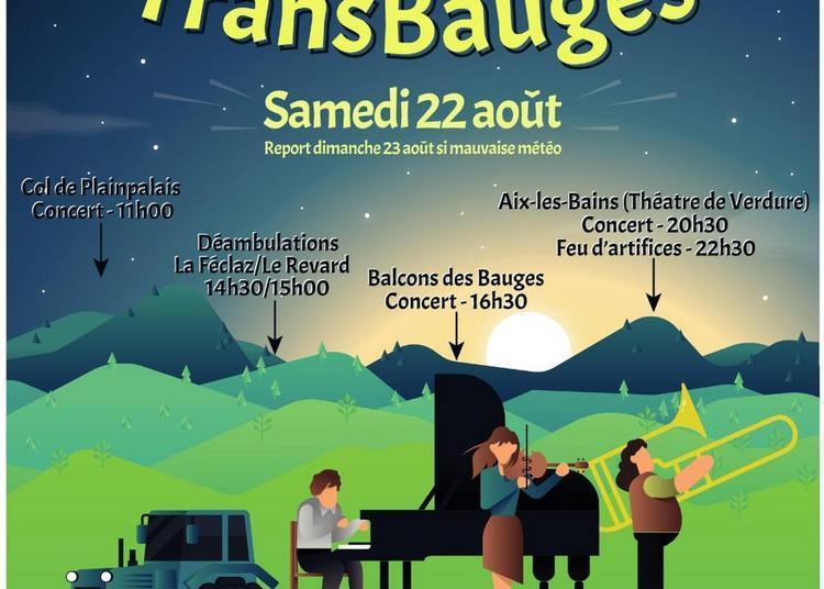 Les Musics TransBauges 2020