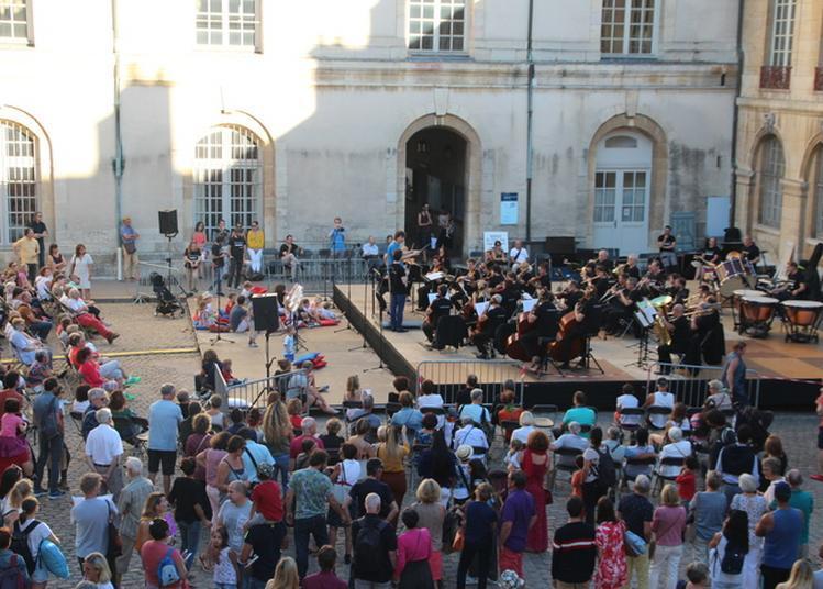 Les Musiques Du Palais : Concert Participatif Et En Plein Air à Dijon