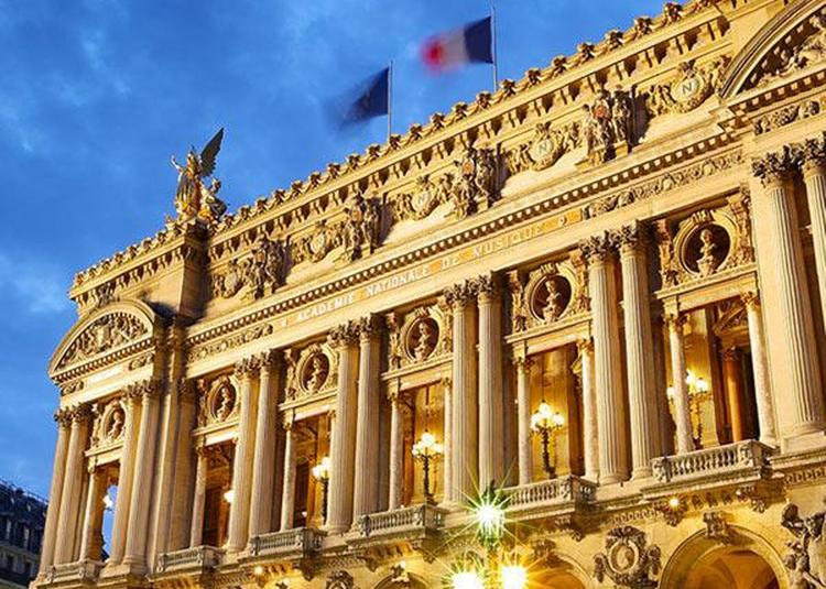 Les Mystères Du Palais Garnier à Paris 9ème