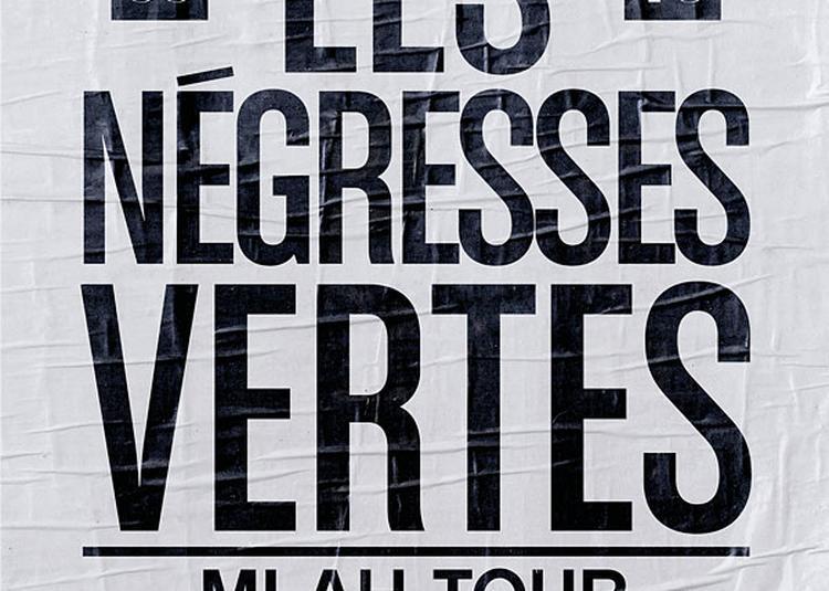 Les Negresses Vertes à Paris 9ème
