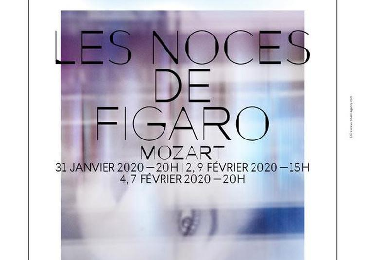 Les Noces De Figaro - Mozart à Nancy