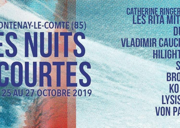 Les Nuits Courtes 2019