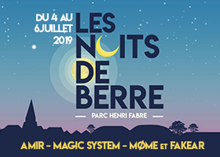 Les nuits de Berre 2019