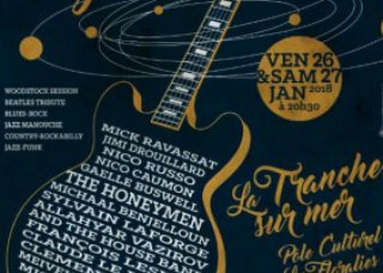 Les Nuits De La Guitare - Pass 2 Soirs à La Tranche sur Mer