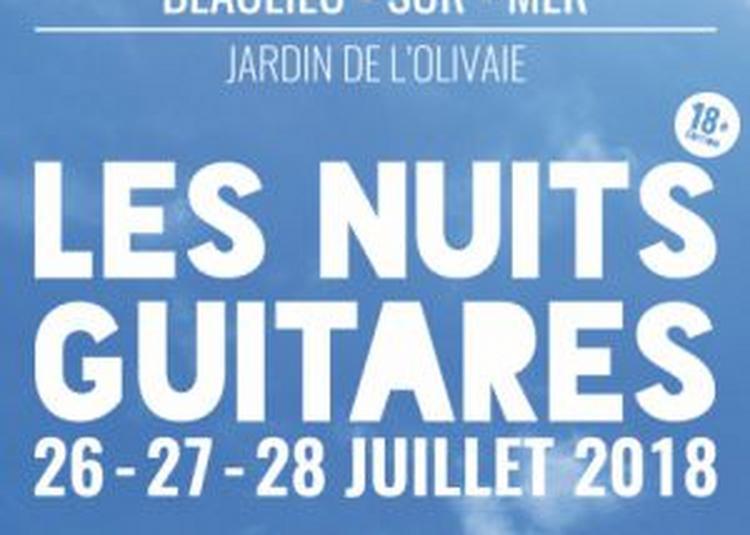 Les Nuits Guitares 2018
