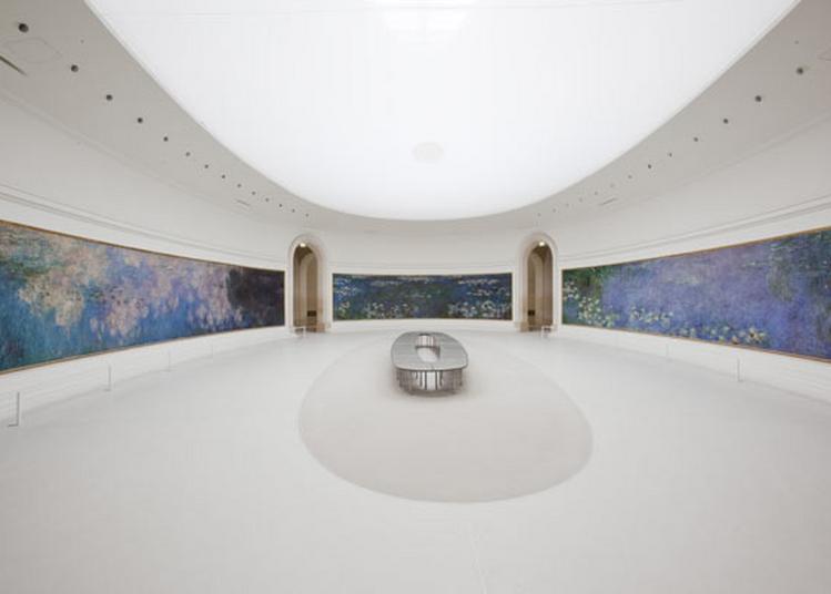 Les Nymphéas De Claude Monet à Paris 1er
