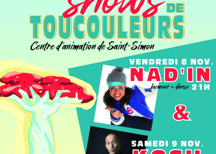Les One (Wo)man shows de Toucouleurs #20 à Toulouse