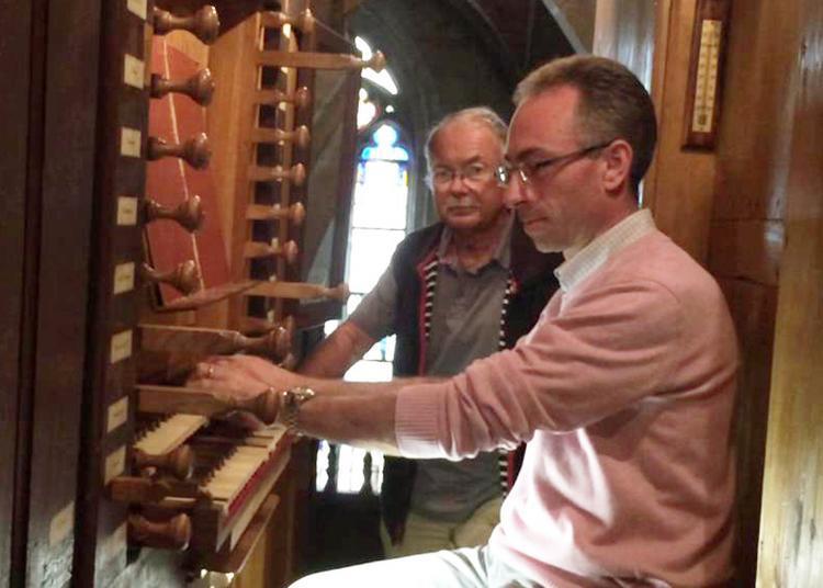 Les Orgues Et Leurs Secrets Par L'organiste Marc Huck à Josselin