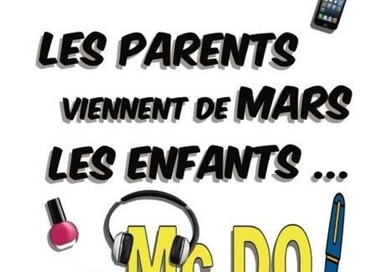 Les Parents Viennent De Mars, Les Enfants Du Mcdo à Nantes