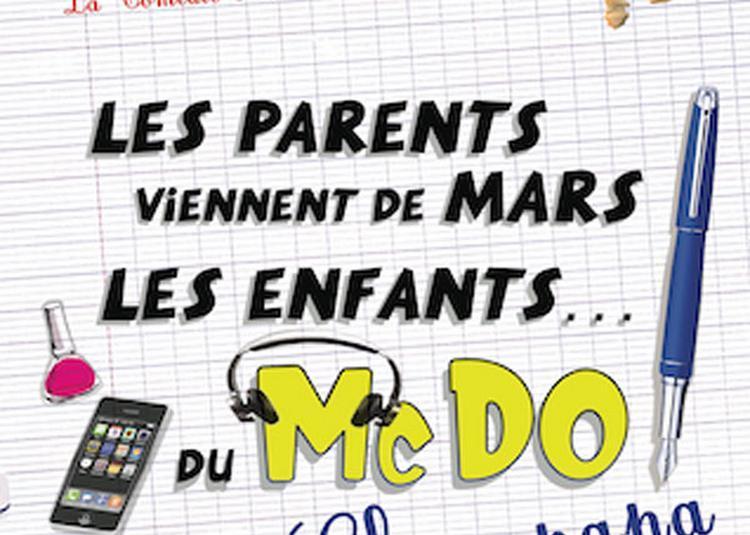 Les Parents Viennent De Mars à Rouen