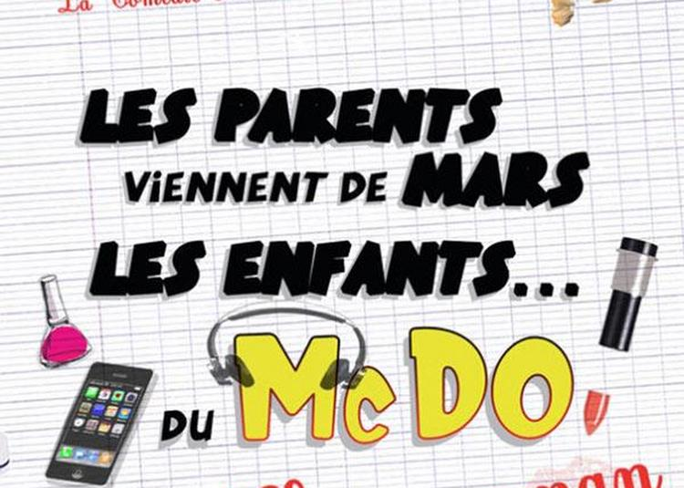 Les Parents Viennent De Mars à Cabries