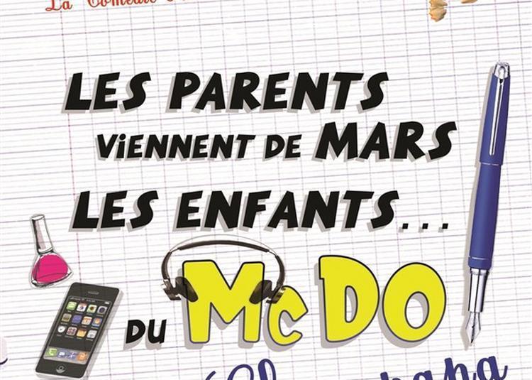 Les Parents Viennent De Mars, Les Enfants Du Macdo à Le Blanc Mesnil