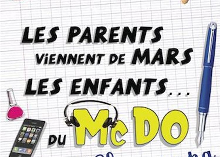Les Parents Viennent De Mars, Les Enfants Du Mc Do à Rouen
