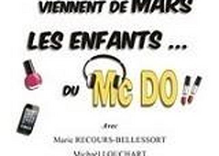 Les Parents Viennent De Mars, Les Enfants Du Mc Do ! à Lille