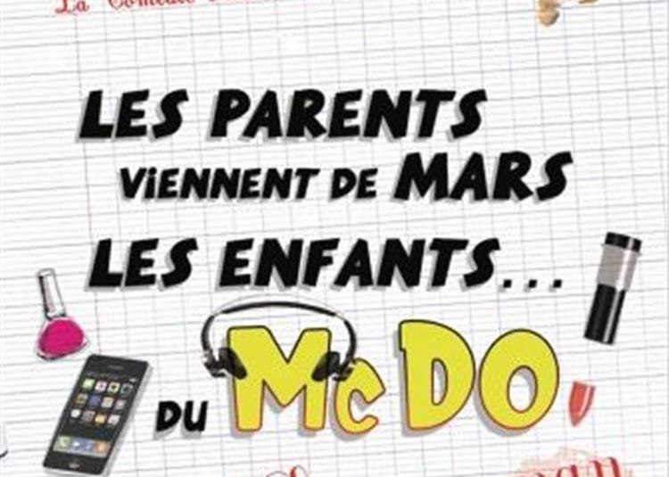 Les Parents Viennent De Mars, Les Enfants Du Mc Do ! Chez Maman à Montpellier