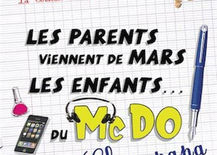 Les Parents Viennent De Mars, Les Enfants Du Mc Do à Auray
