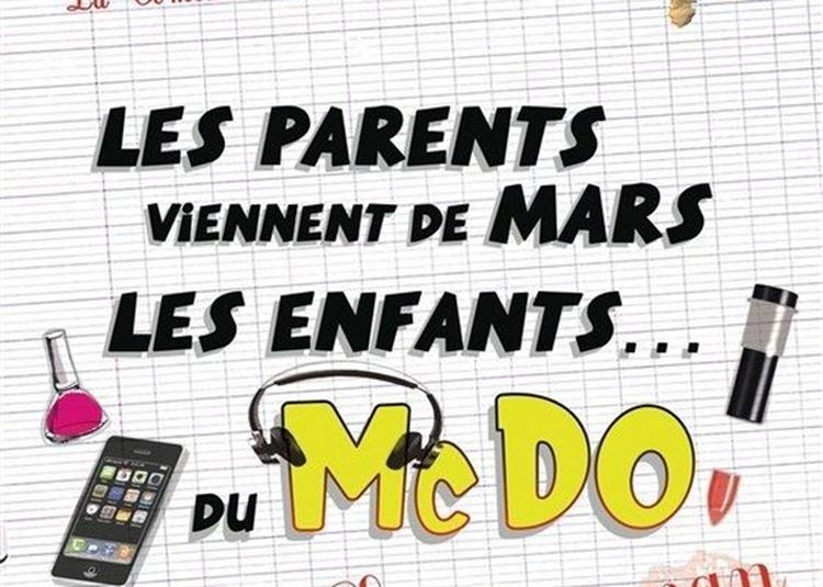 Les Parents Viennent De Mars, Les Enfants Du Mcdo ! Chez Maman à Cabries