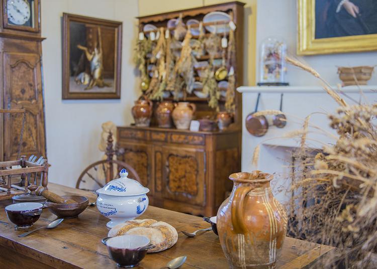 Les Patoisants Investissent Le Musée ! à Pierre de Bresse