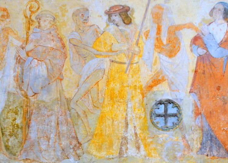 Les Peintures De L'église à Meslay le Grenet