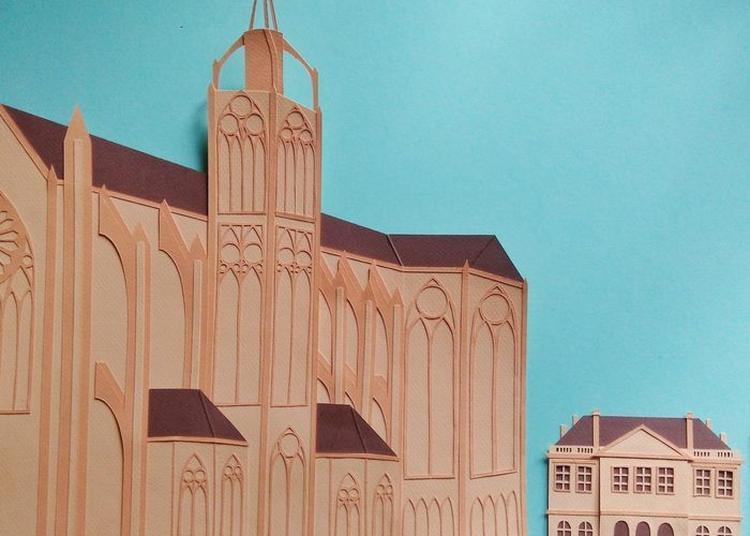 Les Petits Bâtisseurs De Cathédrale à Metz