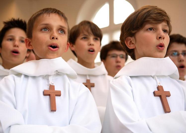 Les Petits Chanteurs à Auxerre