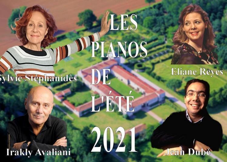 Les pianos de l'été 2021