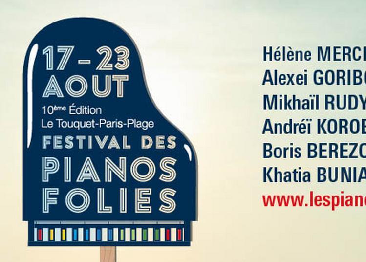 Les Pianos Folies 2018