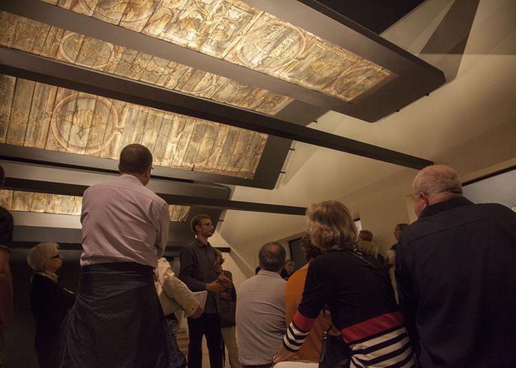 Les Plafonds Peints Au Bestiaire à Metz