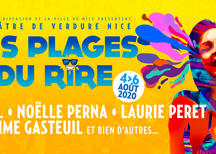 Les Plages Du Rire-Pass 3 Jours à Nice