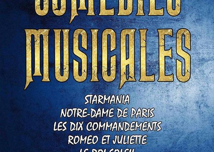 Les Plus Belles Comedies Musicales à Toulon