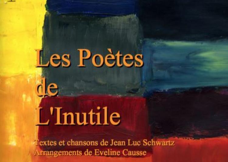 Les Poètes de l'Inutile Spectacle Poétique Anniversaire à Grenoble
