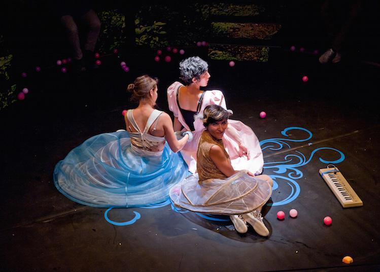 Les princesses - Festival La Route du Sirque à Nexon