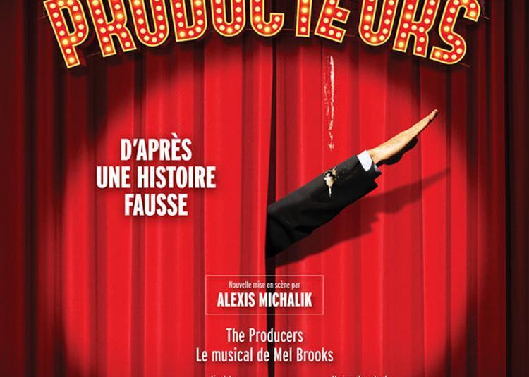 Les Producteurs à Paris 9ème