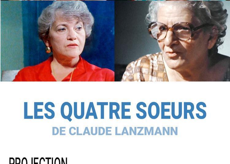 « Les Quatre Soeurs » de Claude Lanzmann | Projection-débat-visite à Suresnes