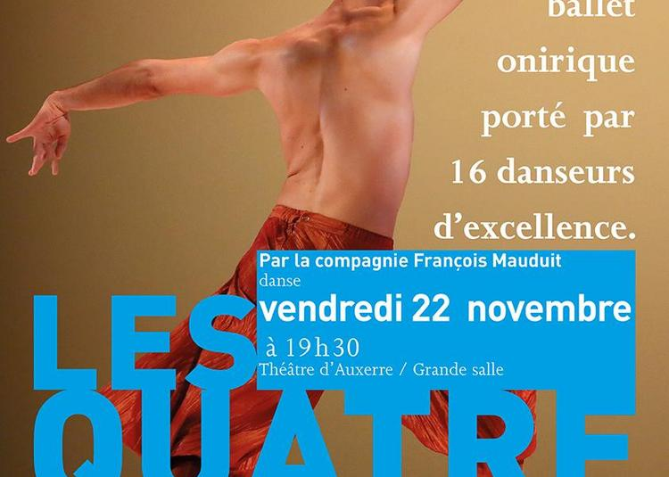 Les Quatre saisons à Auxerre