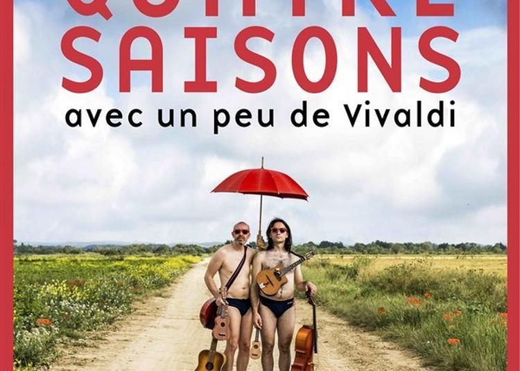 Les Quatre Saisons (avec Un Peu De Vivaldi) à Lyon