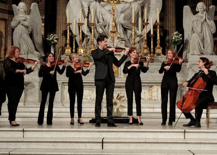 Les Quatre Saisons De Vivaldi à Limoges