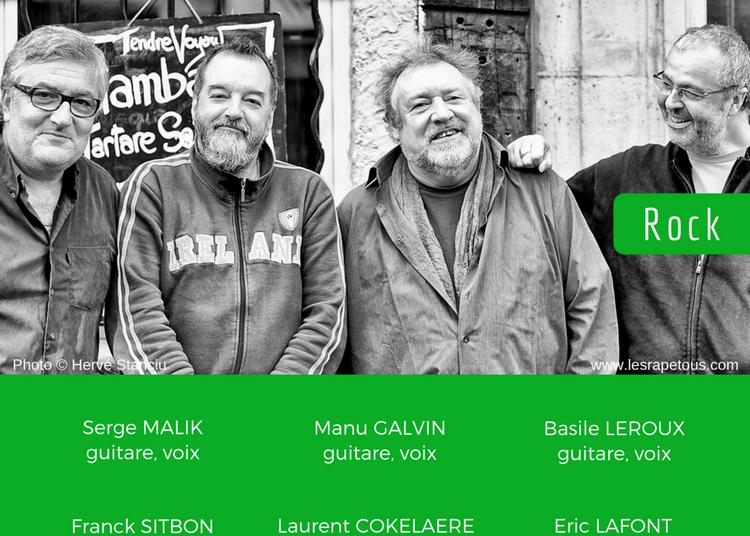 Les Rapetous Sextet à Paris 14ème