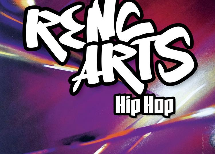 Les Renc'Arts Hip Hop 2018