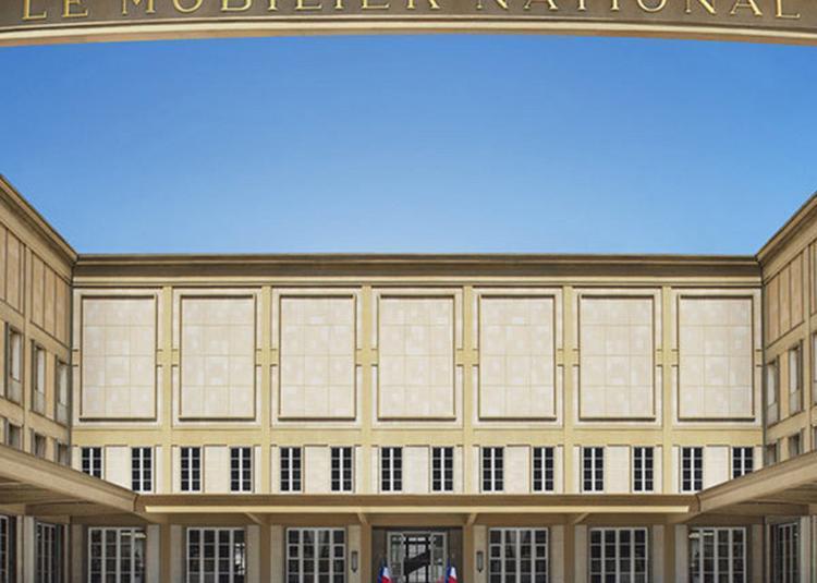 Les Réserves Du Mobilier National à Paris 13ème