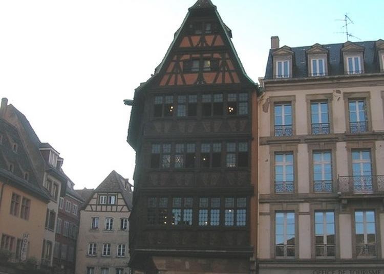 Les Restaurants De Strasbourg Ont Une Histoire